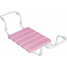Сиденье для ванны розовое