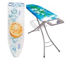 Гладильная доска Ника Эльза Престиж (ЭЛП) Капли воды с апельсином