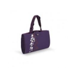 Сумка-тележка Gimi Bella purple