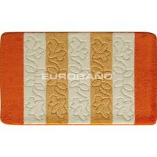 Коврик для ванной EUROBANO STRIPE 60*100 Azurit