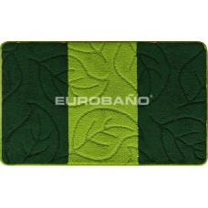 Коврик для ванной EUROBANO STRIPE 60*100 Листья