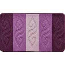Комплект ковриков для ванной и туалета EUROBANO STRIPE SYMBOL 50*80+50*40 Moldovit
