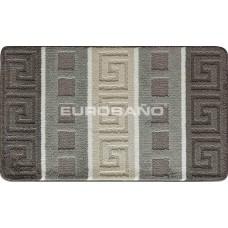 Коврик для ванной EUROBANO STRIPE 60*100 Geometria