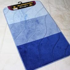 Комплект ковриков для ванной и туалета EUROBANO STRIPE 50*80+50*40 River