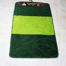 Комплект ковриков для ванной и туалета EUROBANO STRIPE 50*80+50*40 Defne