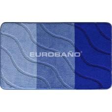 Коврик для ванной EUROBANO STRIPE 50*80 River