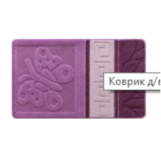 Коврик для ванной EUROBANO SYSTYLE 50*80 Greek Kelebek