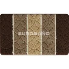 Комплект ковриков для ванной и туалета EUROBANO STRIPE 50*80+50*40 Yonchimik