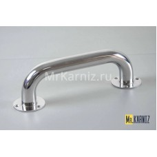 Поручень 25 см прямой для ванной и туалета из нержавеющей стали