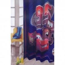 "Шторка для ванной ""Zalel"" Disney фотопринт 180*200  Cars"