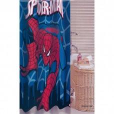 "Шторка для ванной ""Zalel"" Disney фотопринт 180*200 Spiderman"