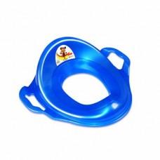 Адаптер детский на унитаз синий