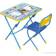 Комплект «Маша и медведь» Азбука 2 (арт. КПУ1/2), пластмассовое сиденье