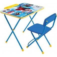 Комплект детской мебели Человек-паук (арт. Д2Ч)