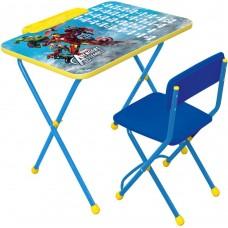 Комплект детской мебели Мстители (арт. Д2А)