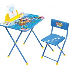 Комплект детской мебели Щенячий патруль (арт. Щ1)