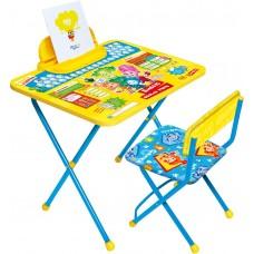 Комплект детской мебели Фиксики (арт. Ф1А)