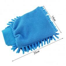 Рукавичка для мытья машин KF-C103