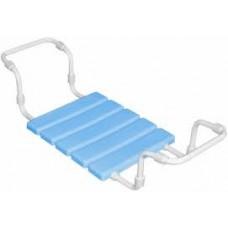 Сиденье для ванны Lider голубое