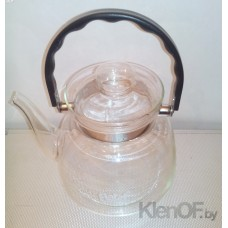 Чайник заварочный стеклянный Flatel DHD224H