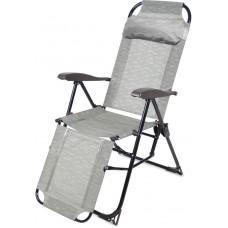 Кресло-шезлонг складное (арт. КШ3)  Бамбук