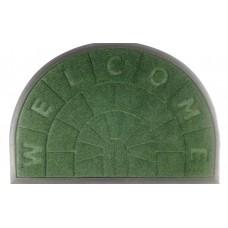 Коврик придверный 40*60 Welcom (зеленый)