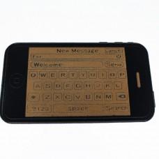 Коврик придверный IPHONE 75×41 см