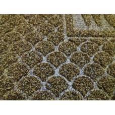Коврик придверный ПРАКТИК 40*60 светло-коричневый (241.003)