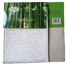 Салфетка двухслойная из бамбукового волокна ECO-B02 (23*18)