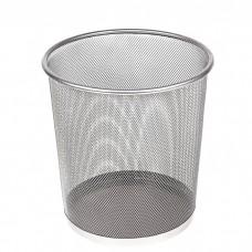 Корзина для мусора 19 литров серая
