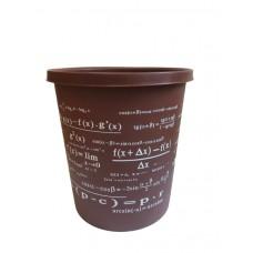 Ведро для мусора 10 литров без крышки (8801)