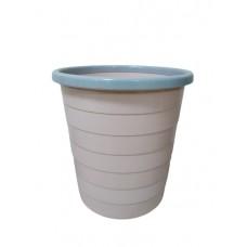 Ведро для мусора 12 литров без крышки (2113)