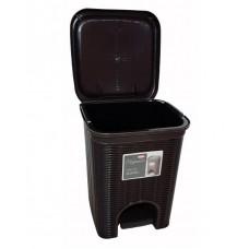 Ведро для мусора 8.5 литра с плавающей крышкой (503)